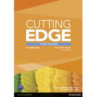 Cutting Edge 3rd Ed. Int. SB + DVD