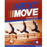 Next Move 4 SB + MyLab
