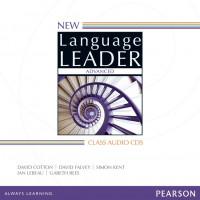 New Language Leader Adv. Cl. CDs