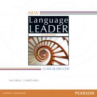New Language Leader Elem. Cl. CDs