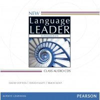 New Language Leader Int. Cl. CDs