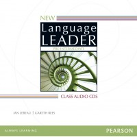 New Language Leader Pre-Int. Cl. CDs