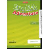 New English Adventure. 1 Teacher's eText