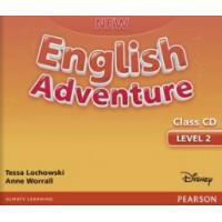 New English Adventure. 2 Cl. CDs
