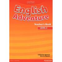 New English Adventure. 2 TB