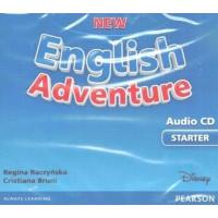 New English Adventure. Starter A Cl. CDs