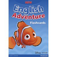New English Adventure. A,B FC