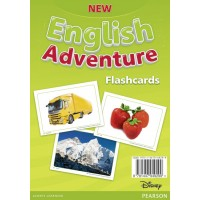 New English Adventure. 1 FC
