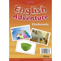 New English Adventure. 2 FC