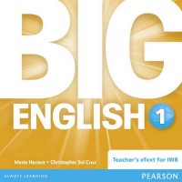 Big English 1 Teacher's eText CD-ROM