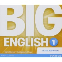 Big English 1 Cl. CDs