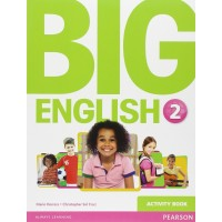 Big English 2 WB