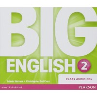 Big English 2 Cl. CDs
