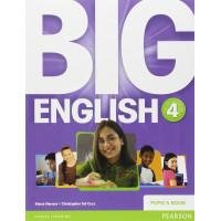 Big English 4 SB