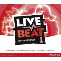 Live Beat 1 Cl. CD