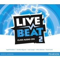 Live Beat 2 Cl. CD