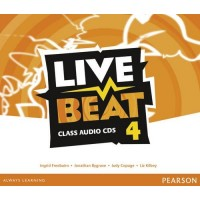 Live Beat 4 Cl. CD