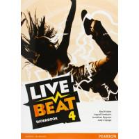 Live Beat 4 WB (pratybos)