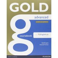 Gold Adv. New Ed. SB + MyLab