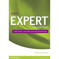 First Expert 3rd Ed. Teacher's eText disc for IWB