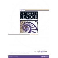 New Language Leader Adv. SB & MyLab
