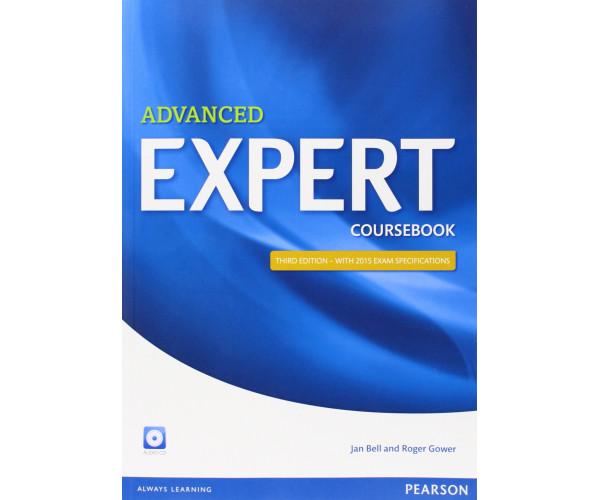 Advanced Expert 3rd Ed. SB + CD