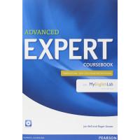 Advanced Expert 3rd Ed. SB + CD & MyEnglish Lab