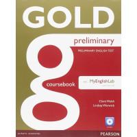 Gold Preliminary SB + MyLab