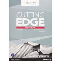 Cutting Edge 3rd Ed. Adv. SB + DVD & MyLab