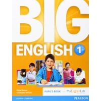 Big English 1 SB + MyLab