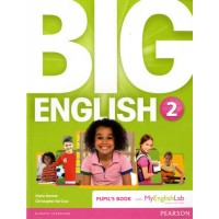 Big English 2 SB + MyLab