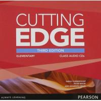 Cutting Edge 3rd Ed. Elem. Cl. CD