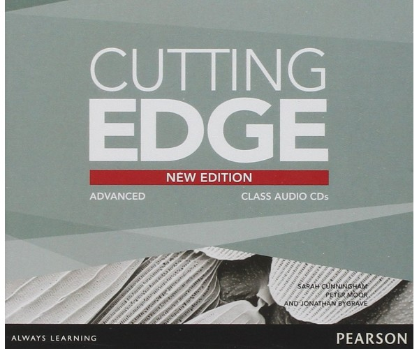 Cutting Edge 3rd Ed. Adv. Cl. CD