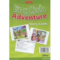 New English Adventure. 1 Storycards