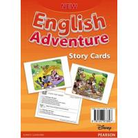 New English Adventure. 2 Storycards