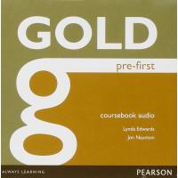 Gold Pre-First Cl. CDs