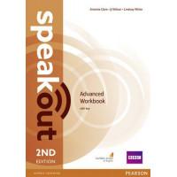 Speakout 2nd Ed. Adv. WB + Key