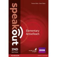 Speakout 2nd Ed. Elem. Active Teach