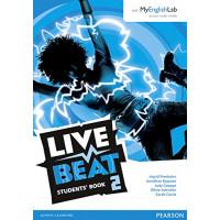 Live Beat 2 SB + MyLab