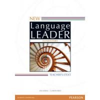 New Language Leader Elem. Teachers eText for IWB