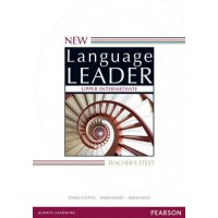New Language Leader Up-Int. Teachers eText for IWB