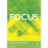 Focus 1 Active Teach