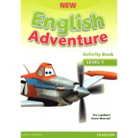 New English Adventure. 1 AB + Song CD