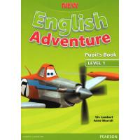 New English Adventure. 1 SB + DVD