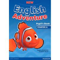 New English Adventure. Starter A SB + DVD