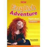 New English Adventure. Starter B SB + DVD
