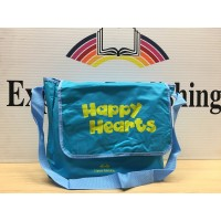 Happy Hearts 1 Teachers Blue Bag Pack