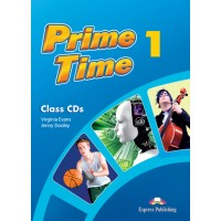 Prime Time 1 Cl. CDs + Tests