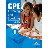 CPE Listening & Speaking Skills C2 Rev. 1 TB