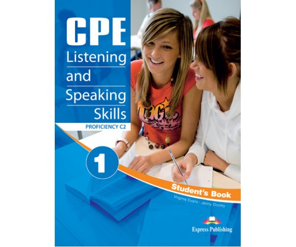CPE Listening & Speaking Skills C2 Rev. 1 SB